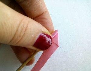 Quilling Kalp Magnet Nasıl Yapılır? 10