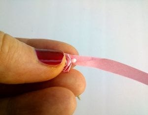 Quilling Kalp Magnet Nasıl Yapılır? 19