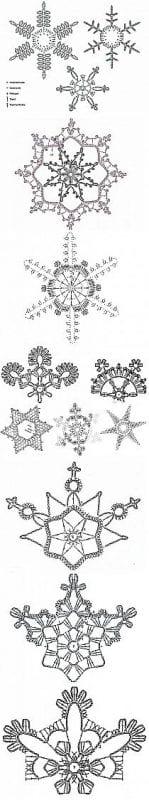 Şemalı Dantel Örnekleri ve Modelleri 72
