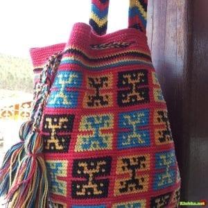 Wayuu Çanta Şemaları 11