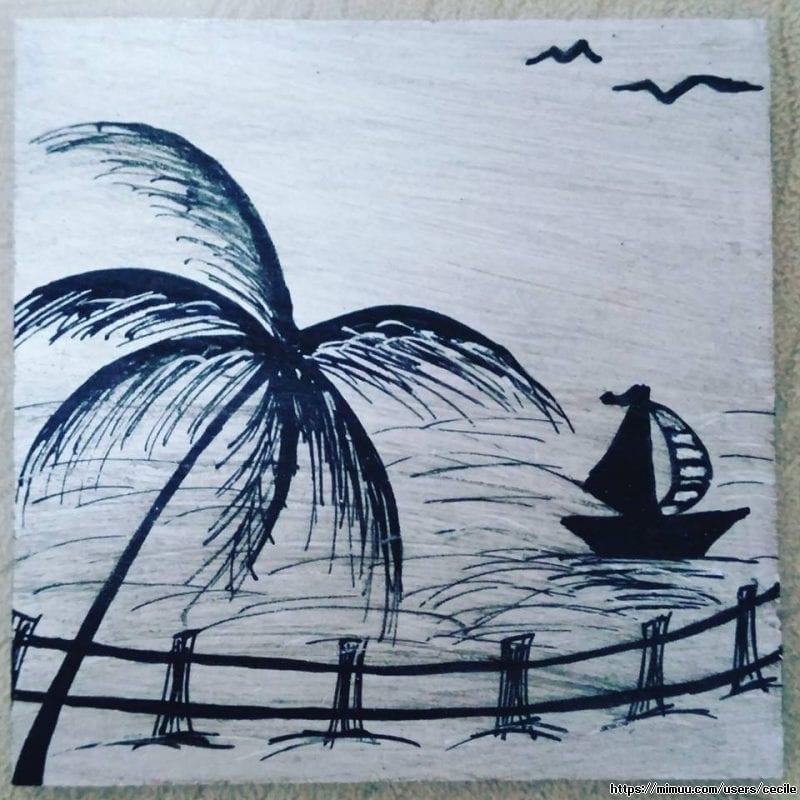 Ahşap ve tahta boyama:) 2