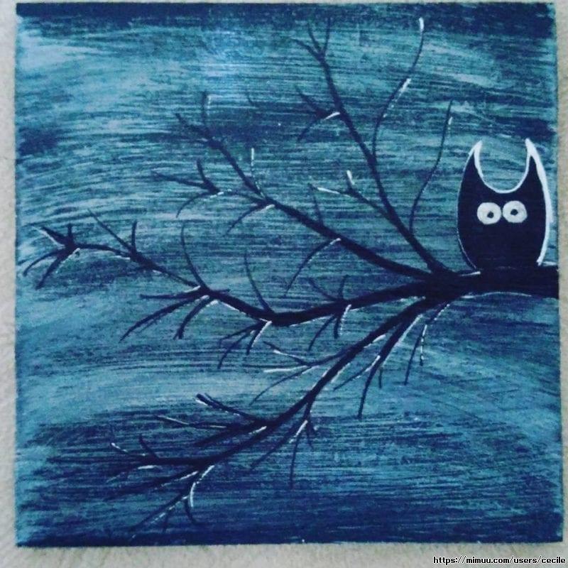Ahşap ve tahta boyama:) 4