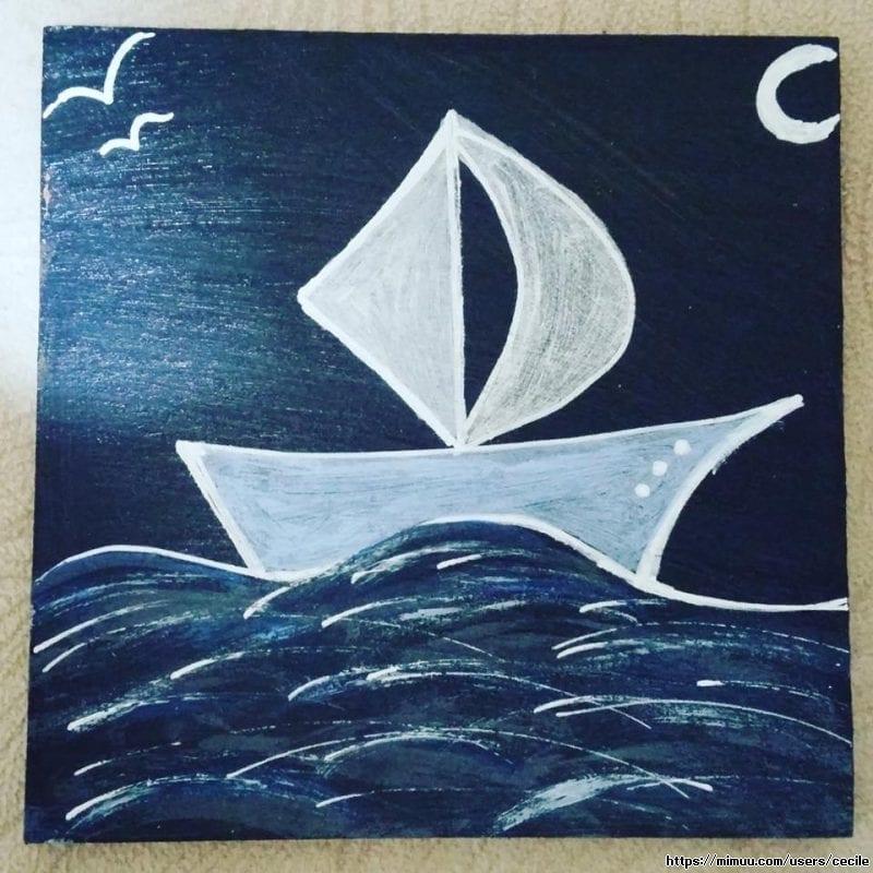 Ahşap ve tahta boyama:) 6
