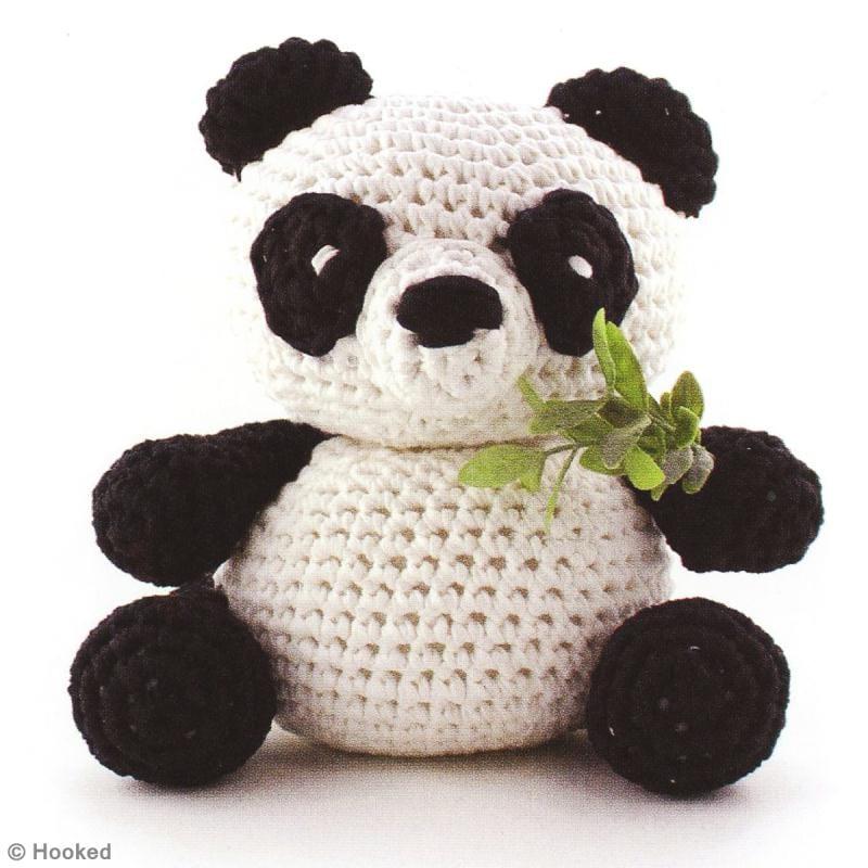Amigurumi Panda Yap?m? - Mimuu.com