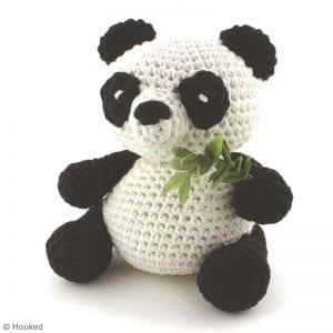 Amigurumi Panda Yapımı 2