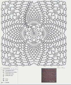 Ananas Örgü Modeli Çocuk Bluz Yapılışı 11