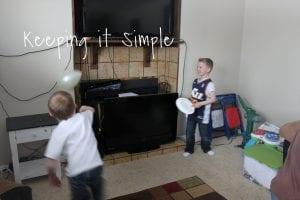 Balon Pin Pon Oyunu Yapılışı 1
