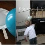 Balon Pin Pon Oyunu Yapılışı 2