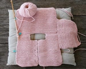 Bebek Hırka Yapımı 1