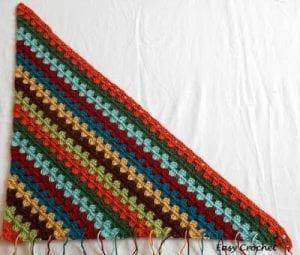 Çapraz Battaniye Nasıl Yapılır ? 3