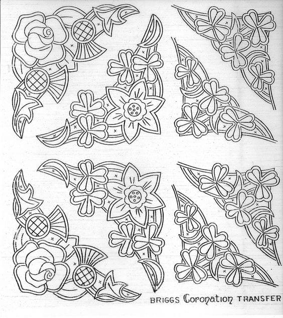 Dantel Angles Desenleri 13