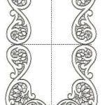 Dantel Angles Desenleri