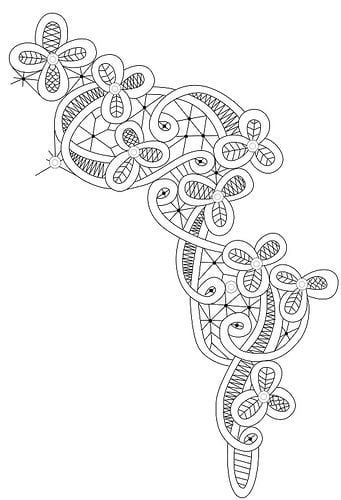 Dantel Angles Desenleri 16