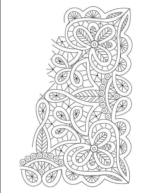 Dantel Angles Desenleri 26