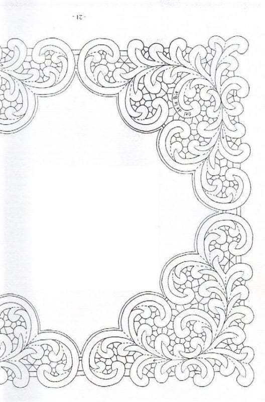 Dantel Angles Desenleri 2