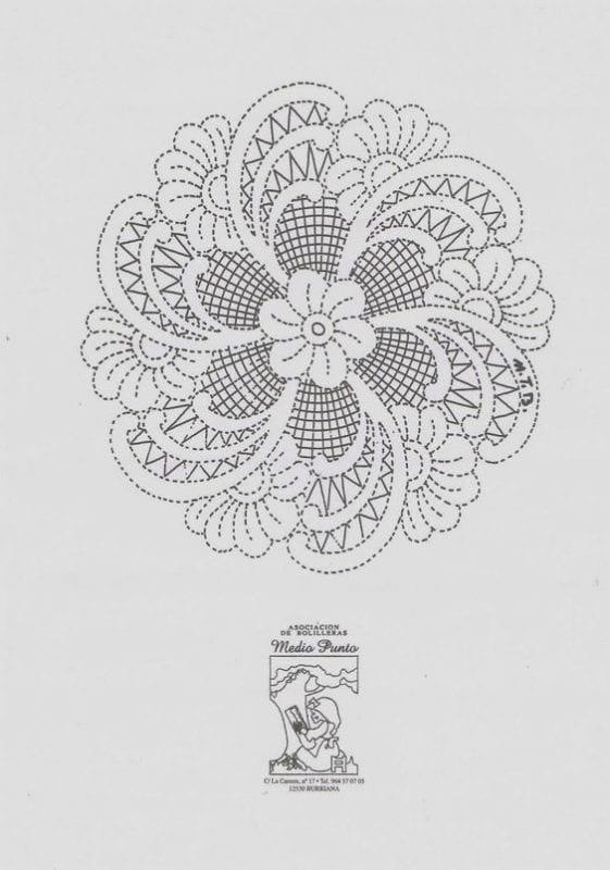 Dantel Angles Desenleri 33