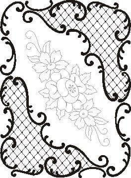 Dantel Angles Desenleri 37
