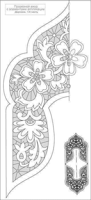 Dantel Angles Desenleri 5