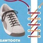 Değişik Ayakkabı Bağlama Yöntemleri 10