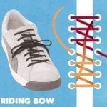 Değişik Ayakkabı Bağlama Yöntemleri 12