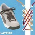 Değişik Ayakkabı Bağlama Yöntemleri 13