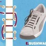 Değişik Ayakkabı Bağlama Yöntemleri 2