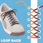 Değişik Ayakkabı Bağlama Yöntemleri 3