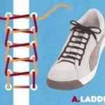 Değişik Ayakkabı Bağlama Yöntemleri 4