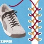 Değişik Ayakkabı Bağlama Yöntemleri 7