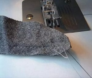 DIY, Vintage Çanta Yapımı 10