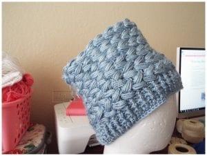 Dokuma Modeli Şapka Yapımı 4