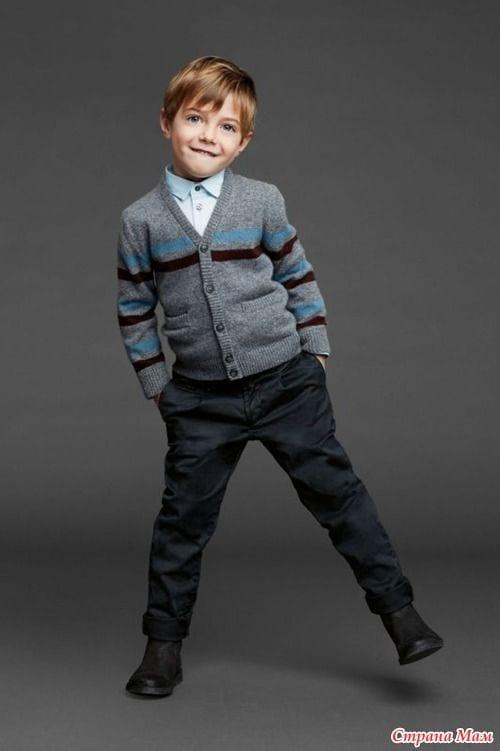 Erkek Çocuğu Kazak Modelleri 26