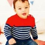 Erkek Çocuğu Kazak Modelleri 35