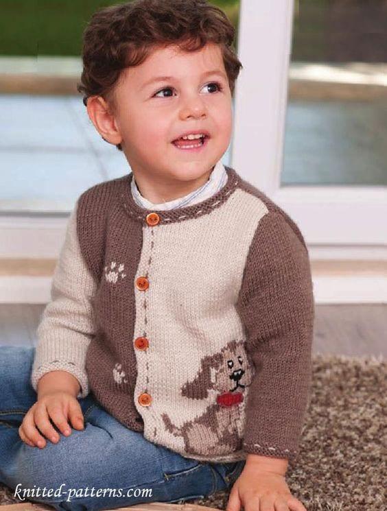 Erkek Çocuğu Kazak Modelleri 3