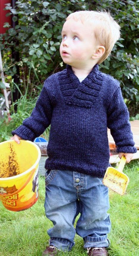 Кофта для мальчика 2-3 года - Для детей до 3 лет - Каталог