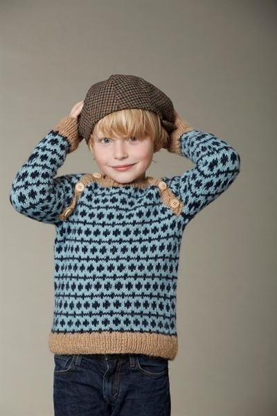 Erkek Çocuğu Kazak Modelleri 64