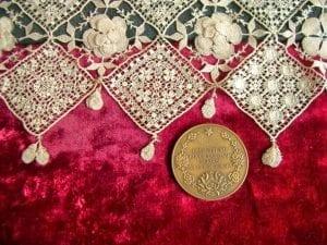 Türk Dantel Müzesi ve Dantel Örnekleri