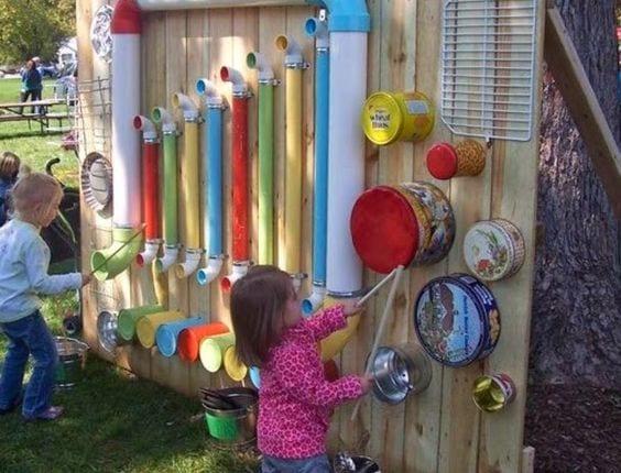 Идеи оформления детской площадки для детского сада своими руками 264