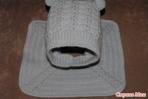 Boğazlı Şapka Nasıl Örülür? 10