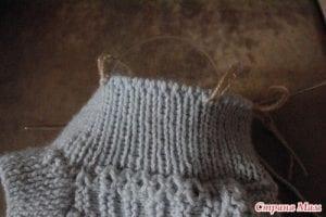 Boğazlı Şapka Nasıl Örülür? 2