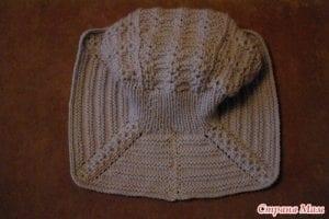 Boğazlı Şapka Nasıl Örülür? 7