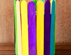 Dondurma Çubuklarından Kuyu Yapımı 16