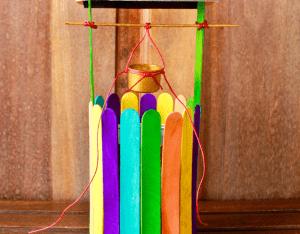 Dondurma Çubuklarından Kuyu Yapımı 18
