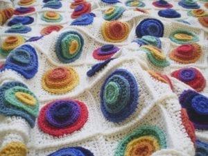 Halka Şeker Battaniye Yapımı