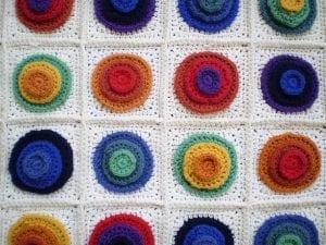 Halka Şeker Battaniye Yapımı 3