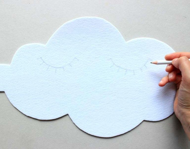 Keçe Bulut Yastık Nasıl Yapılır Mimuucom