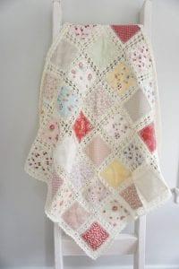 Kırkyama Battaniye Yapımı 9