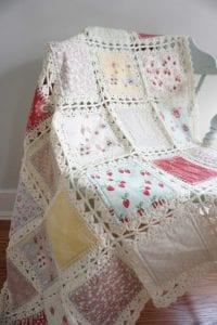 Kırkyama Battaniye Yapımı 10