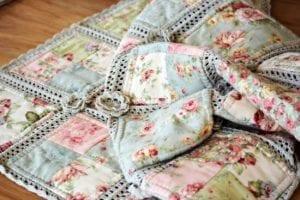 Kırkyama Battaniye Yapımı