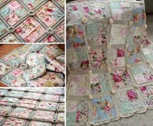 Kırkyama Battaniye Yapımı 4